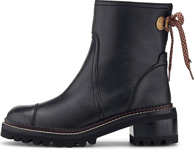 See by Chloé Luxus-Stiefelette