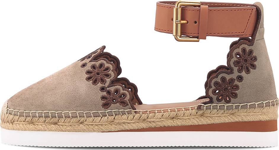 See by Chloé Plateau-Espadrille