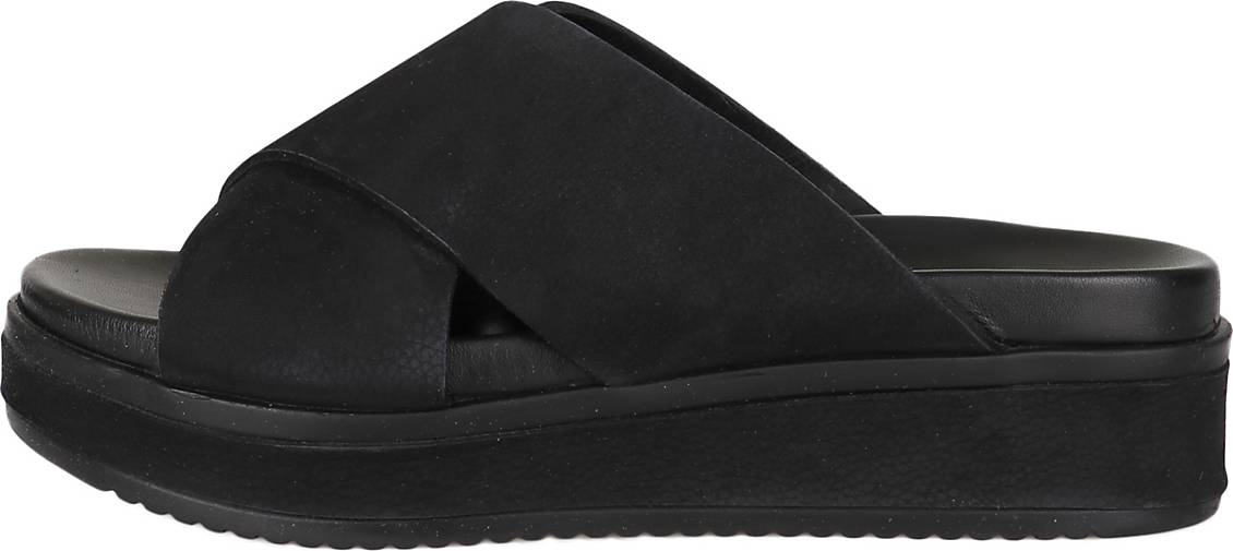 Shabbies Amsterdam Slipper mit Plateau