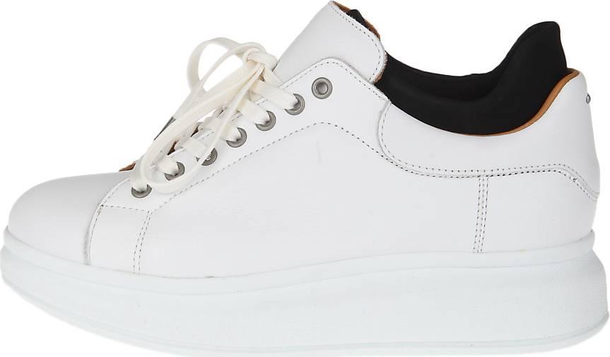 Shabbies Amsterdam Sneaker mit Plateau
