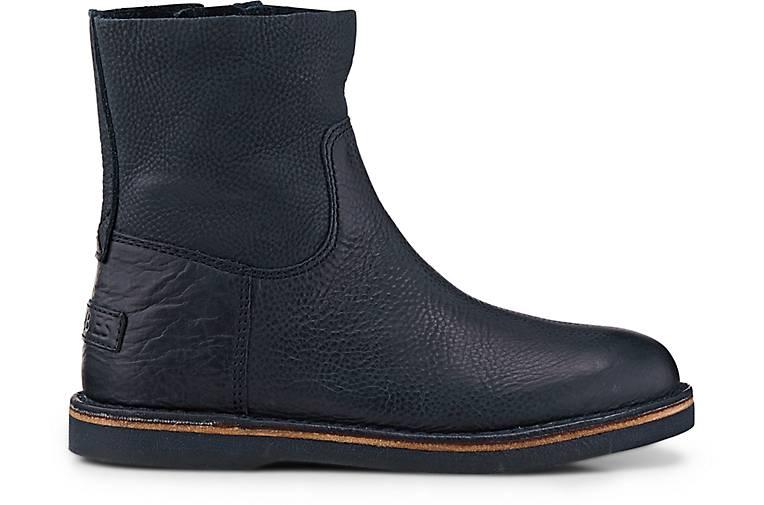 Shabbies kaufen Amsterdam Vintage-Boots in blau-dunkel kaufen Shabbies - 46717502 | GÖRTZ f7d5aa