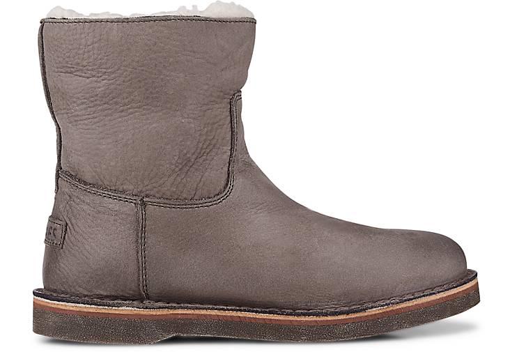 Shabbies Amsterdam Winter-Boots in taupe GÖRTZ kaufen - 46716901 | GÖRTZ taupe 3a9303