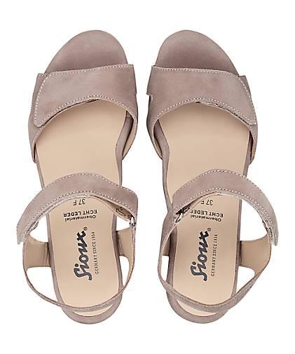Sioux in Sandalette FOLINERA in Sioux taupe kaufen - 47409601 GÖRTZ Gute Qualität beliebte Schuhe e462e7