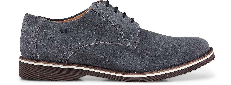 Sioux Schnürer - DIONIGO in grau-dunkel kaufen - Schnürer 47315601 | GÖRTZ Gute Qualität beliebte Schuhe c27ab8