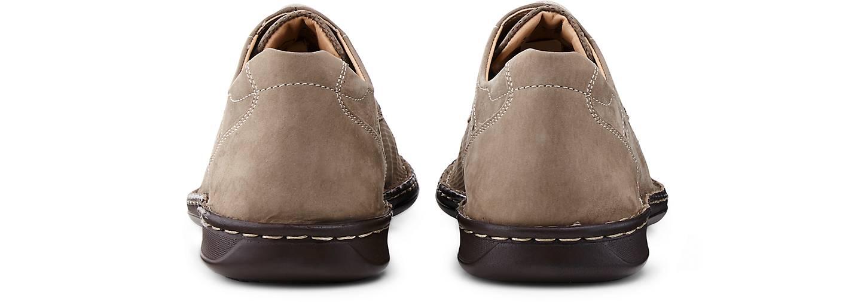 Sioux kaufen Schnürer ELGERO in grau-dunkel kaufen Sioux - 47321301 | GÖRTZ Gute Qualität beliebte Schuhe 817336