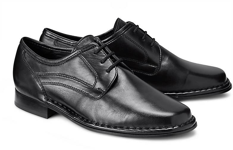 Sioux Schnürschuh HOUSTON in schwarz kaufen - 10505520 GÖRTZ Gute Qualität beliebte Schuhe