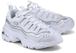 Skechers Sneaker D'LITES 3 weiß | GÖRTZ 47874301