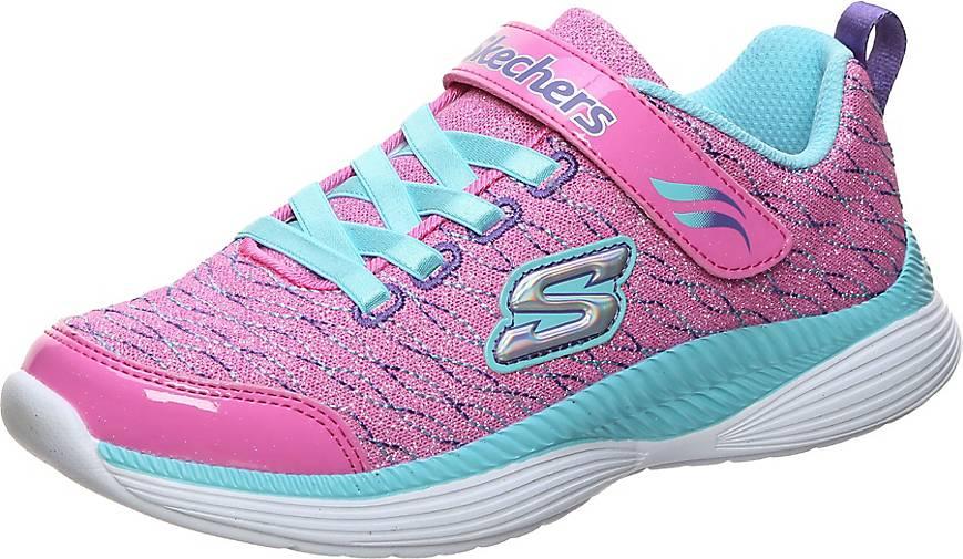 Skechers Move`N Groove Sparkle Spinner Sneaker Kinder