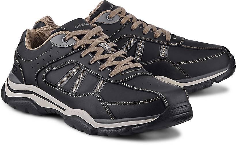 Skechers Herren Rovato Texon Sneaker
