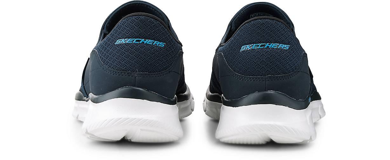 Skechers Slipper EQUALIZER in blau-dunkel kaufen - 47072902 beliebte | GÖRTZ Gute Qualität beliebte 47072902 Schuhe 22bb95