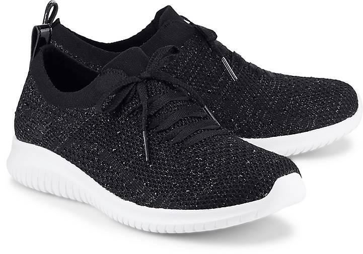 Skechers Sneaker Low STROLLING OUT Schwarz Damen | real