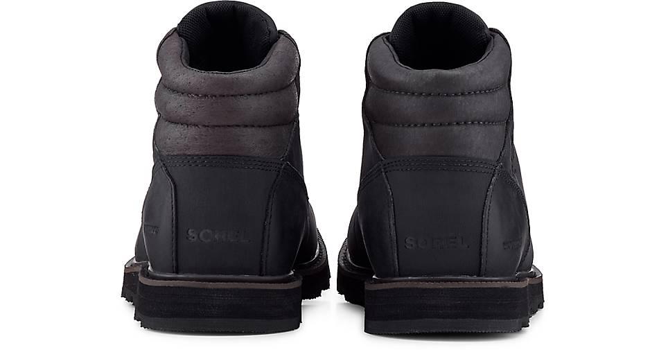 Sorel Stiefel MADSON HIKER in schwarz kaufen - - - 47983601 GÖRTZ Gute Qualität beliebte Schuhe 54f3f8