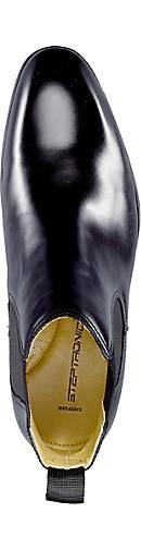 Steptronic Chelsea-Boots FORD in schwarz kaufen - 45937001 beliebte | GÖRTZ Gute Qualität beliebte 45937001 Schuhe d9fdd9