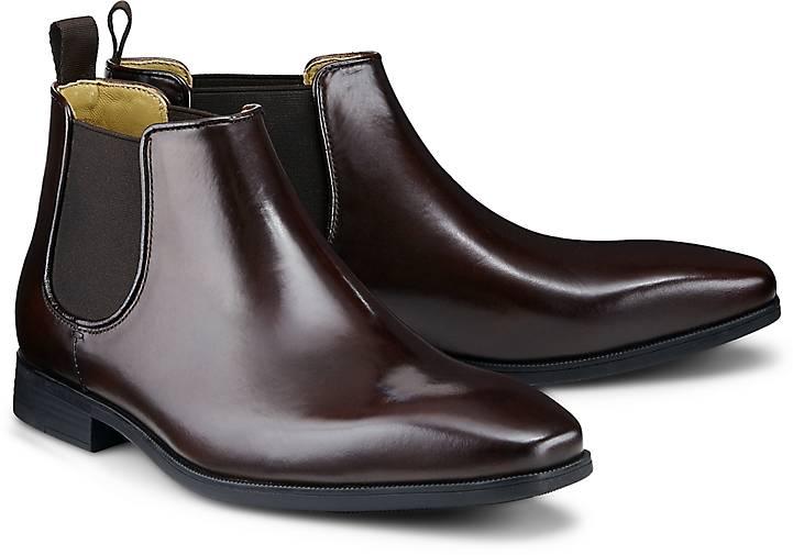 91b884a9ffade0 Steptronic Chelsea-Boots HOGAN in braun-dunkel kaufen - 45937301