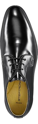 Steptronic Derby-Schnürer FARO in in in schwarz kaufen - 45936902 GÖRTZ Gute Qualität beliebte Schuhe 6e79f9