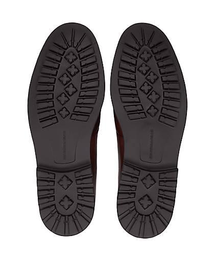 Steptronic Schnürschuh - ILFORD in braun-hell kaufen - Schnürschuh 46730001 GÖRTZ Gute Qualität beliebte Schuhe 2d97ec