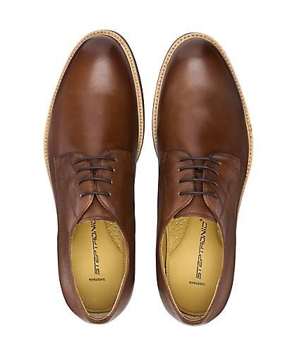 Steptronic kaufen Schnürschuh VECTRA in braun-hell kaufen Steptronic - 47259701 | GÖRTZ Gute Qualität beliebte Schuhe 109b8e