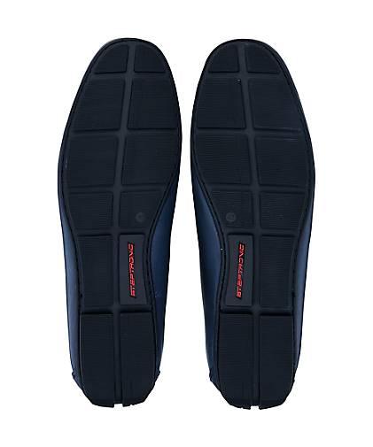 Steptronic Slipper DYLAN in in in blau-dunkel kaufen - 47260102 GÖRTZ Gute Qualität beliebte Schuhe d74078