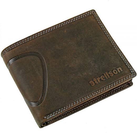 Strellson Baker Street Geldbörse Leder 12,5 cm