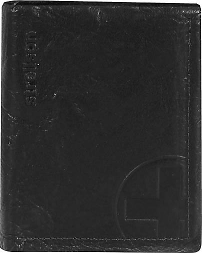 Strellson Billfold Edwyn Geldbörse Leder 12 cm