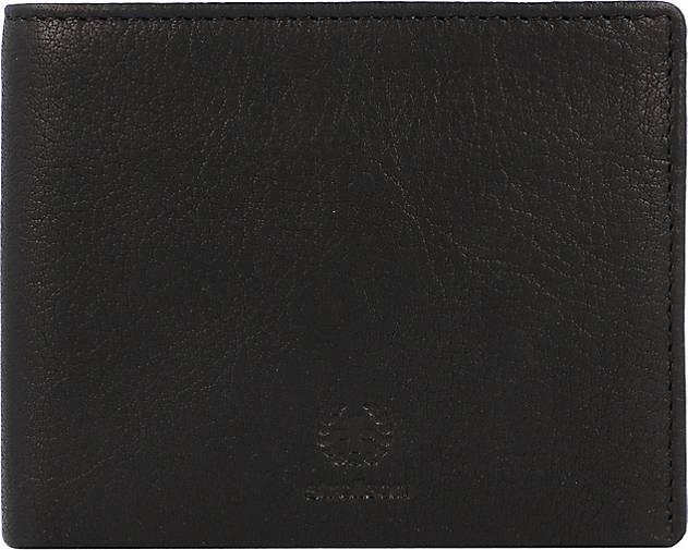 Strellson Blackwall BillFold H7 Geldbörse RFID Leder 12 cm