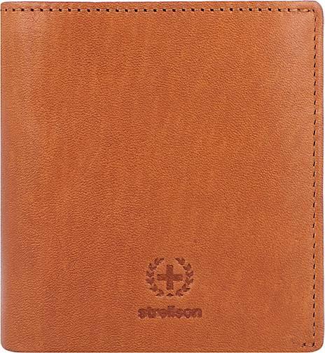 Strellson Blackwall BillFold V7 Geldbörse RFID Leder 9 cm