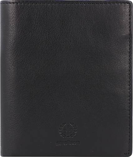 Strellson Blackwall BillFold V8 Geldbörse RFID Leder 10 cm