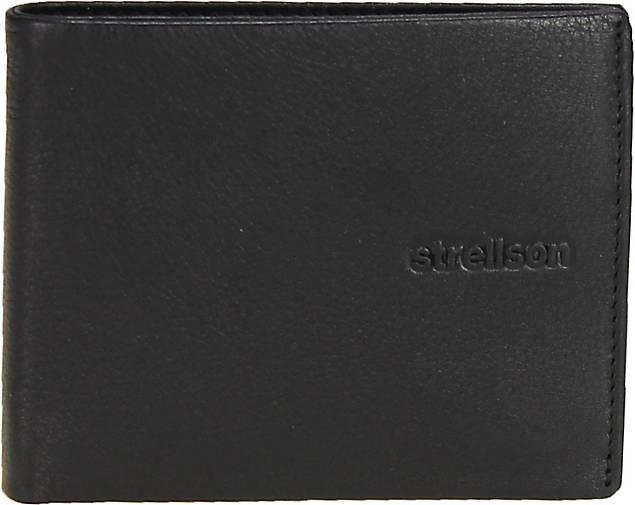 Strellson Carter Geldbörse Leder 10 cm