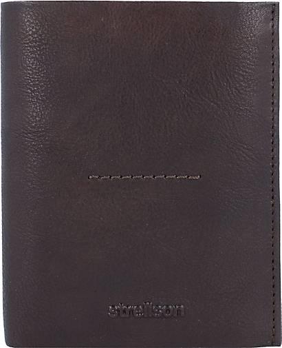 Strellson Coleman 2.0 Geldbörse RFID Leder 10 cm