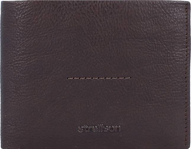 Strellson Coleman 2.0 Geldbörse RFID Leder 12 cm