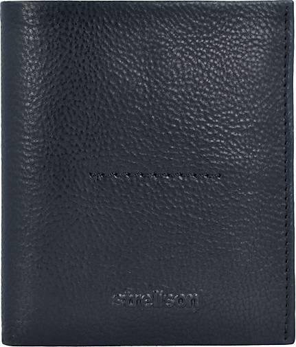 Strellson Coleman 2.0 Geldbörse RFID Leder 9 cm