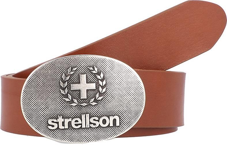 Strellson Gürtel Leder