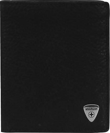 Strellson Harrison Geldbörse Leder 10 cm