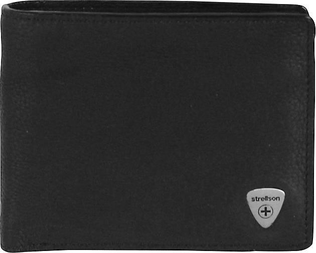 Strellson Harrison Geldbörse Leder 12,5 cm