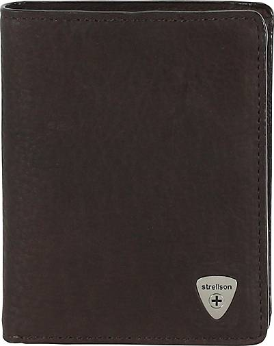 Strellson Harrison Geldbörse Leder 9,5 cm