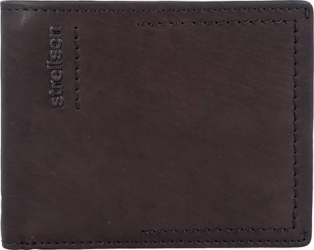 Strellson Norton Geldbörse Leder 10,5 cm