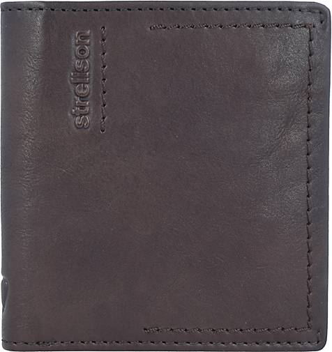 Strellson Norton Geldbörse Leder 9,5 cm