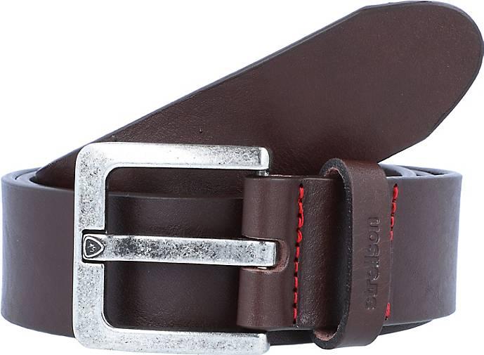 Strellson Premium Belt Gürtel Leder
