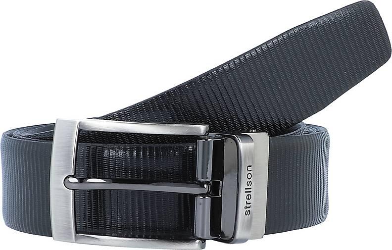 Strellson Premium Wendegürtel Leder
