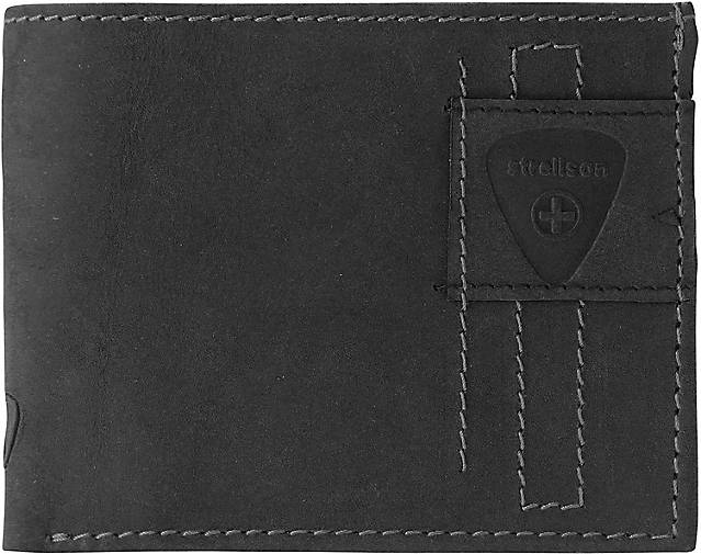 Strellson Richmond BillFold H6 Geldbörse Leder 9,5 cm