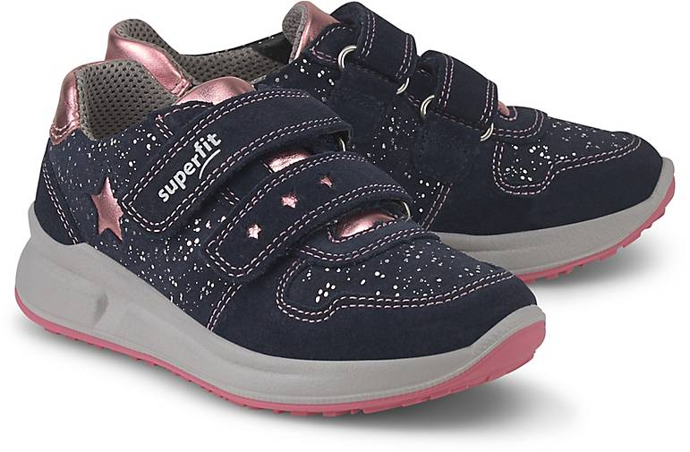 Superfit Klett-Sneaker MERIDA HS
