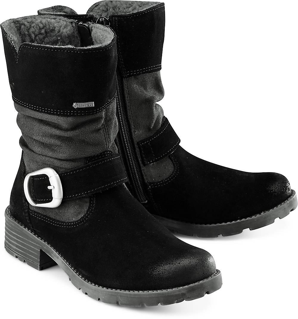 Mädchen-Stiefel Heel von Superfit in schwarz für Mädchen. Gr. 31,32,33,34,37,38,39 Preisvergleich