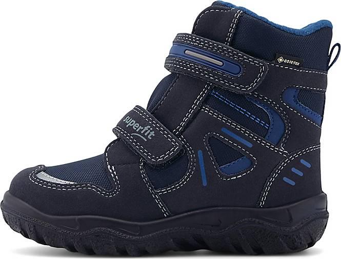 Superfit Winter-Boots HUSKY CAMOSCIO