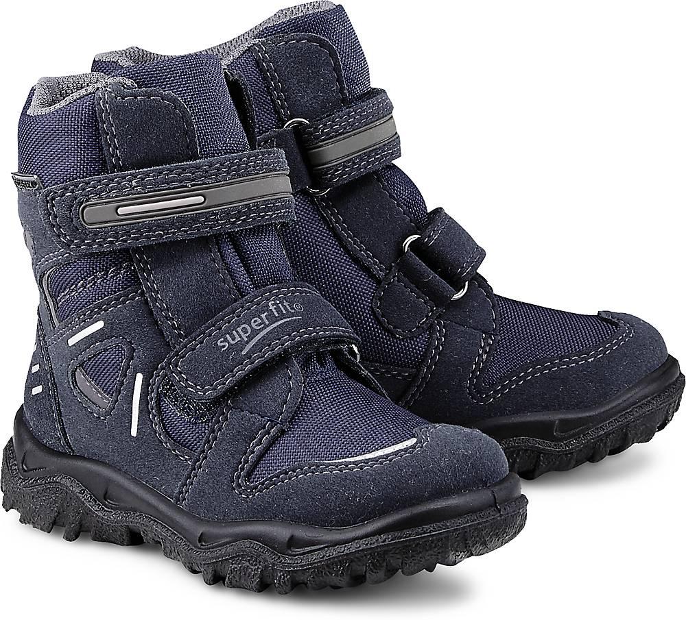 Winter-Boots Husky von Superfit in blau für Jungen. Gr. 26,27,28,29,30,31,32,33,34,35,36,3 Preisvergleich