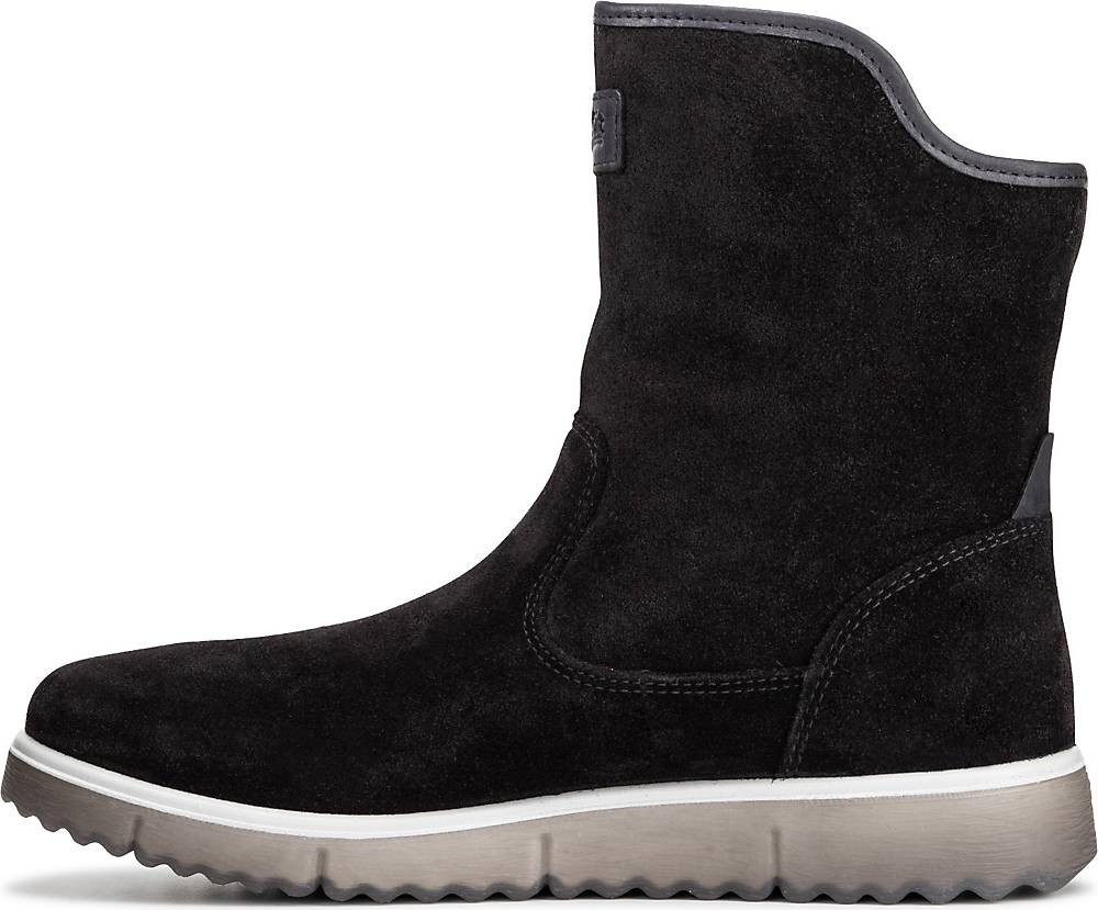 Superfit, Winter-Boots Lora in schwarz, Stiefel für Mädchen, Größe: 34