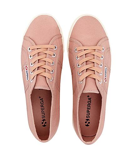 Superga Superga Superga ACOTW LINEA UP & DOWN in Rosa kaufen - 45083904 GÖRTZ Gute Qualität beliebte Schuhe f50d1a