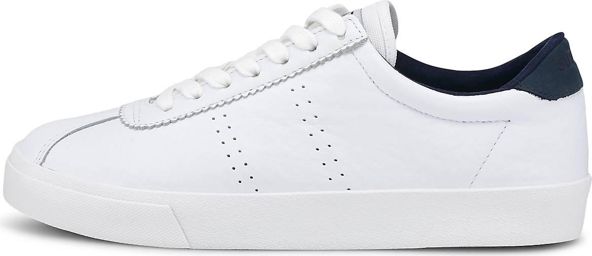 Superga Leder-Sneaker 2843
