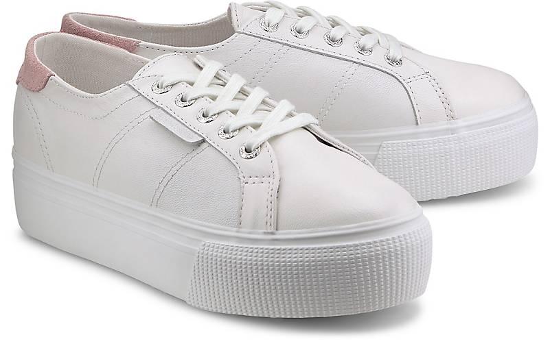 best service d652f 53f13 Superga Platform-Sneaker 2790 NAPPASUEW