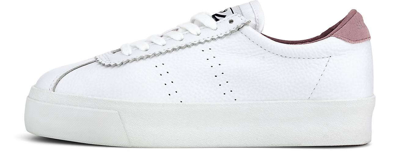 Superga Platform-Sneaker 2854 CLUB 3 LEASUEW