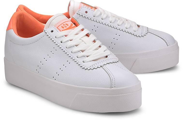 Superga Platform-Sneaker 2854 LEAW